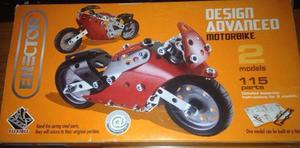 Moto Para Armar Design Advanced
