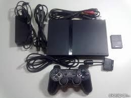 Play 2 Original Con Control+de 50 Juegos