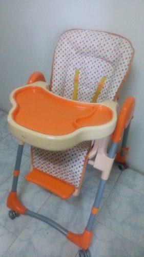 Silla De Comer De Bebé Marca Happy Baby