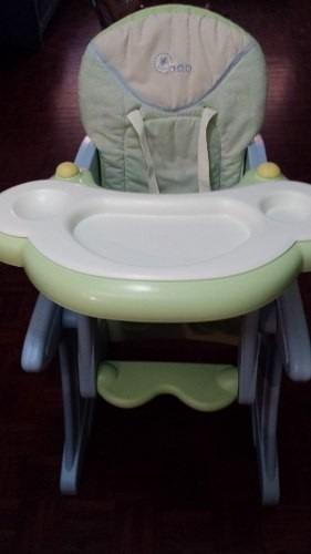 Silla Para Comer Bebe Master Kids