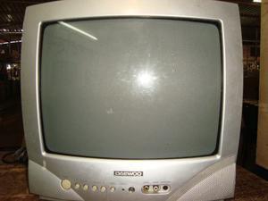 Televisor Daewoo 14 Con Control