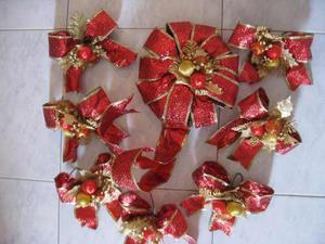 Bowdabra herramienta para hacer lazos adornos posot class - Decorativos de navidad ...