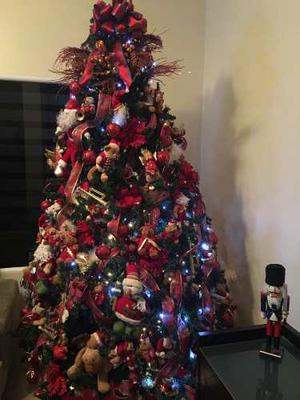 Arbolito De Navidad Con Todo