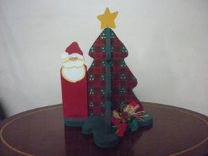 Arbolito De Navidad En Mdf
