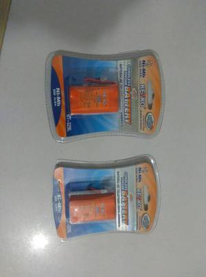 Bateria Para Telefono Inalambrico Keyko 2.4 V 600 Mah