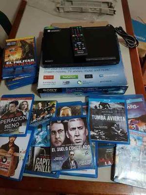 Blu Ray Sony 185 Con Más De 50 Películas