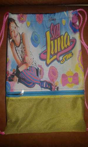 Bolso Sport De Soy Luna Tipo Tula