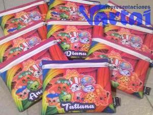 Cartucheras A Full Color Personalizadas - Al Mayor