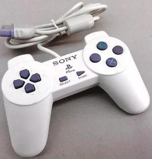 Control Playstation 1 Y 2 Ps1 One Ps2 Scph- No Dualshock