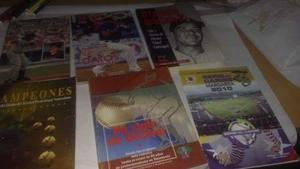 Guía De Medios Y Libros De Béisbol
