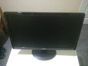 Monitor Lcd 17 Pulgadas Marca Acer