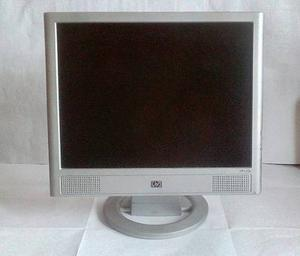Monitor Lcd Hp Vs15x De 15 Pulgadas Con Bocinas Integradas