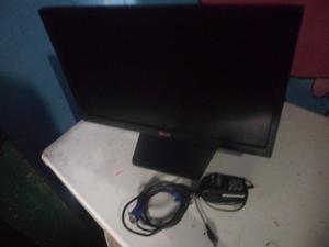 Monitor Lcd Lg Flatron 19en33s-b 19