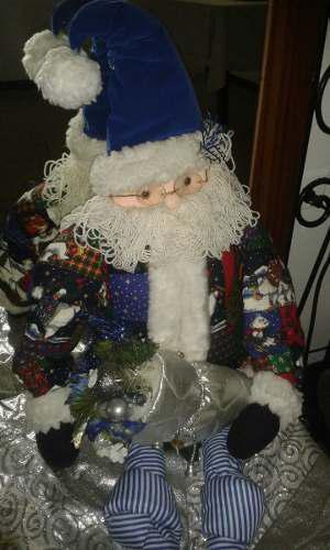 Muñeco De Navidad Santa Claus - Cumaná