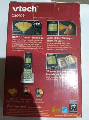 Telefono Vtech Modelo Cs
