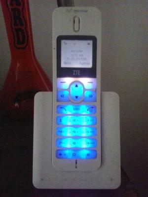 Teléfono Inalambrico Movistar Fijo Gsm Cargador Base