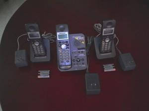 Teléfono Inalambrico Panasonic Contestadora Hhr P107