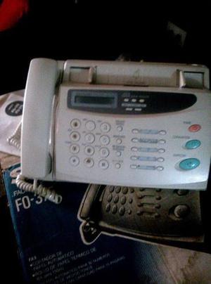 Teléfono Y Fax, Sharp Fo-375