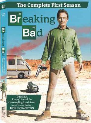 Breaking Bad Primera Temporada En 03 Blu Ray