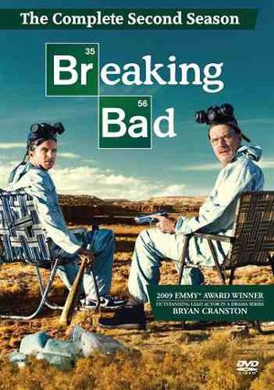Breaking Bad Segunda Temporada En 04 Blu Ray