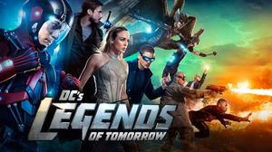 Dc´s Legends Of Tomorrow Primera Temporada En 04 Blu Ray