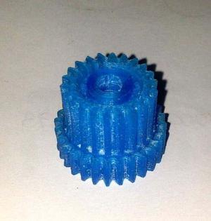 Engranaje Repuesto Fuente De Chocolate Eurochef Plastica