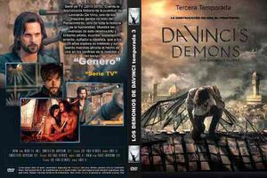 Los Demonios De Davinci Serie Completa (lat, Hd) Digital