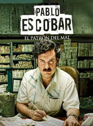 Pablo Escobar Serie Completa