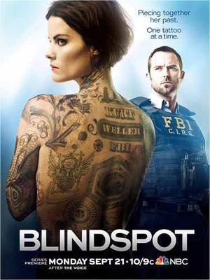 Serie Blindspot Temporadas De La 1 A La 2