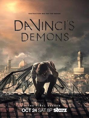 Serie Da Vincis Demons Temporada 1 A La 3 Completa