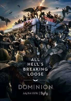Serie Dominion Temporadas Completas De La 1 A La 2