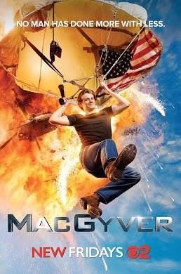 Serie Macgyver Temporada 1