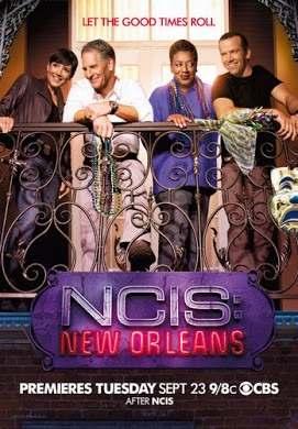 Serie Ncis New Orleans Temporada 1 A La 3 Completa