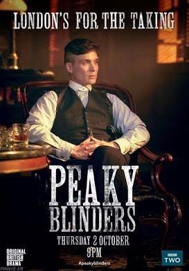 Serie Peaky Blinders Temporada 1 A La 3 Completa