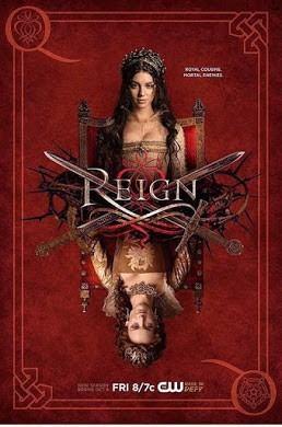 Serie Reign Temporadas De La 1 A La 4