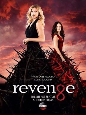 Serie Revenge Temporadas De La 1 A La 4