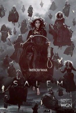 Serie Salem Temporada 1 A La 3 Completa