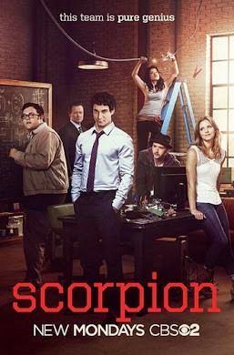 Serie Scorpion Temporada 1 A La 3 Completa