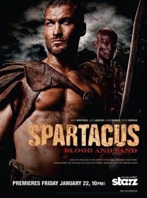Serie Spartacus Temporada 1 A La 3 Completa
