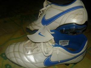 Tacos De Fútbol Nike Tiempo Clásicos Originales Usados