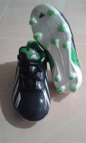Tacos De Futbol Adidas Para Ninos Talla 28