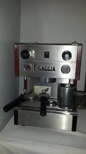 Vendo Maquina De Café Marca Gaggia