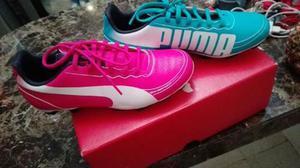 Zapatos Puma De Tacos Para Fútbol