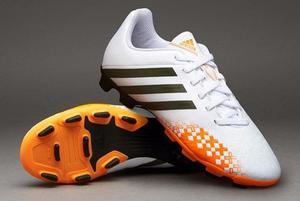 Zapatos Tacos Para Futbol Adidas Predito Para Niños Talla