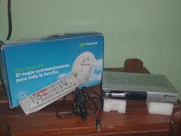 movistar tv nuevo antena decodificador a mi nombre listo