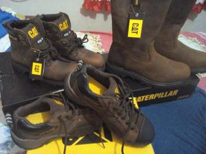 Botas De Seguridad Caterpillar Originales