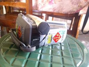 Cambio Filmadora mini dv SONY