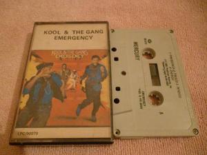 Cassette / Kool & The Gang / Emergency / Pop / Nacional