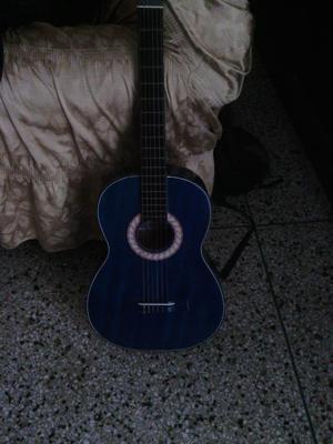 Guitarra Acústica con su Forro