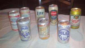 Latas Y Botellas De Coleccion